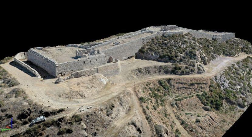 La tecnología GIS aplicada a patrimonio
